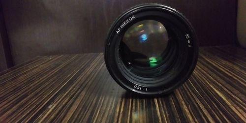 Nikon AF Nikkor 1:18D lense for Sale in Austin,  TX