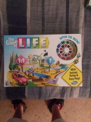 Life board game for Sale in North Las Vegas, NV