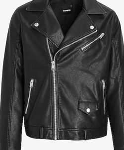 SELL TODAY - Men's BRAND NEW EXPRESS Leather Jacket Sz S/M/L/XL for Sale in Queens,  NY