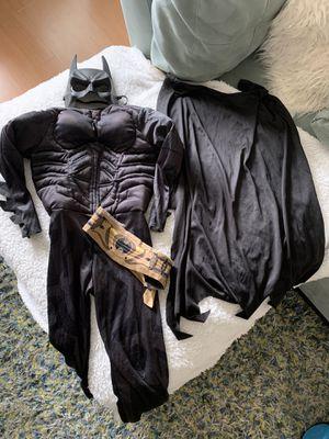 Batman costume for boy for Sale in Davie, FL