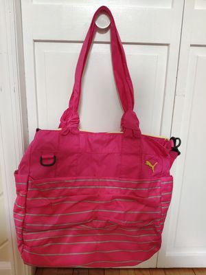 Puma Waterproof Duffle Gym Bag for Sale in Albertson, NY