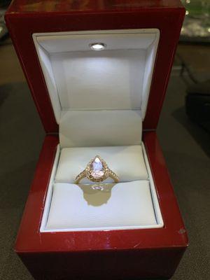 Morganite Engagement Ring for Sale in Fairfax, VA