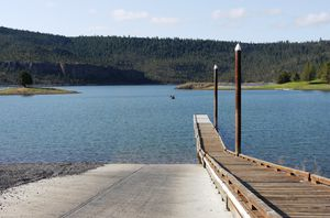 5-Acre recreational lot in Central Oregon. Best place for RV-ing for Sale in Prineville, OR