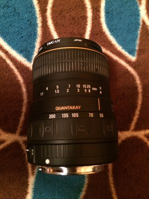 Canon Camera Lense for Sale in Hayward, CA