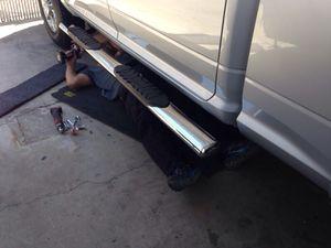 Nerf Bars / Truck Steps / Running Boards for Sale in Scottsdale, AZ