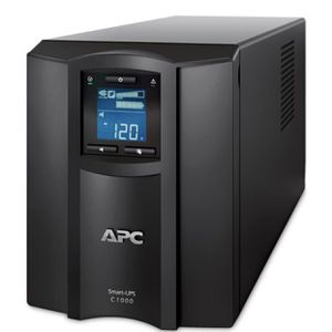 APC Smart-UPS C SMC1000C UPS AC 120 V 600 Watt 1000 VA with APC SmartConnect Output Connectors: 8 - Black for Sale in Miami, FL