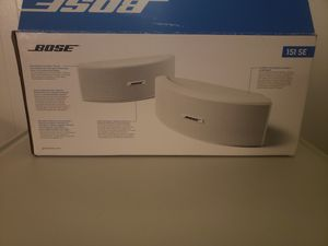 BOSE 151 SE, Environmental speakers, NEW for Sale in Bell Canyon, CA