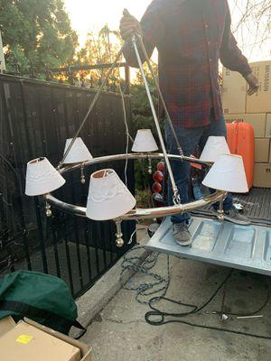 1 tier chandelier for Sale in Monterey Park, CA