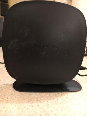 Belkin n150 wireless router for Sale in Portland, OR