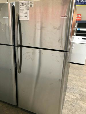 NEW 20 cu ft Stainless Refrigerator Fridge 👍1yr Manufacturers Warranty for Sale in Chandler, AZ