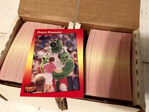 1992 Donruss baseball card set for Sale in Zanesfield, OH