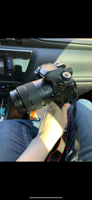 Canon 80 d lens 18-135 for Sale in Irwindale, CA