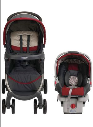 Baby Graco Stroller with Car Seat for Sale in Honolulu, HI