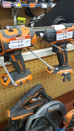 Ridgid Tool Set for Sale in Chicago, IL