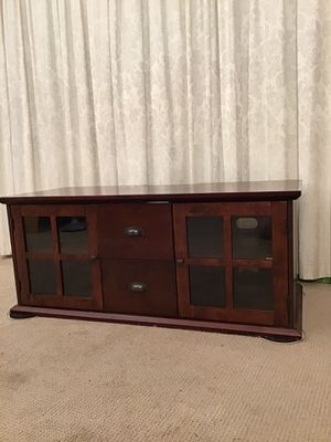 TV Media Console with Mount for Sale in Norwalk, CA