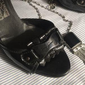Salvatore Ferragamo Heel Sandals for Sale in Miami, FL
