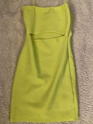 Forever 21 cut out dress for Sale in Fontana, CA