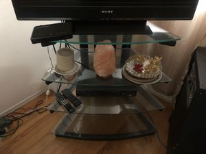TV Trolly Stand Glass Shelves for Sale in Newark, CA
