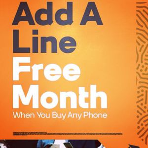 ADD A LINE FOR FREE! for Sale in Harrisonburg, VA