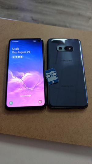 Samsung Galaxy S10E Unlocked 128GB for Sale in Seattle, WA