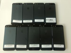Wholesale lot of 10 Unlocked iPhone 5 16GB like new Condition for Sale in North Miami Beach, FL