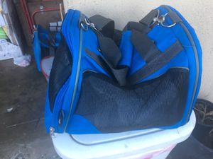 Pet carrier small and large for Sale in Las Vegas, NV