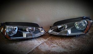 Volkswagen Golf/GTI Headlights for Sale in Sacramento, CA