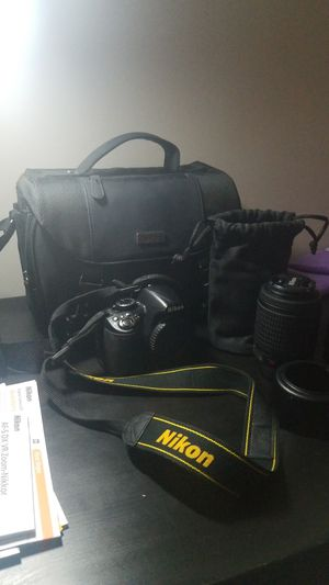Nikon D3100 DSLR for Sale in Arlington, VA