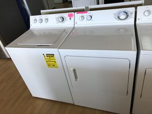 GE white washer and dryer set for Sale in Woodbridge, VA
