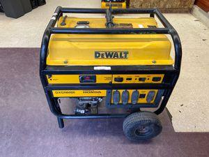 DeWalt Generator for Sale in Austin, TX