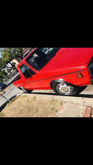 Pick up VW . MK1 . Jetta , Tacoma , trade or cash. for Sale, used for sale  Whittier, CA
