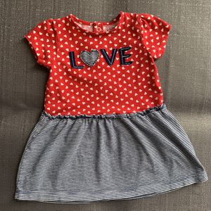 Carter's Baby Love Dress Size 6-9 Months for Sale in Henderson, NV