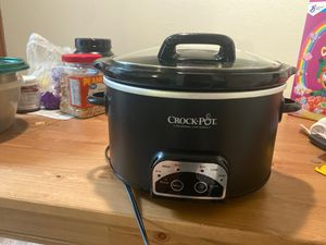 Crock pot (slow cooker) for Sale in Houston, TX
