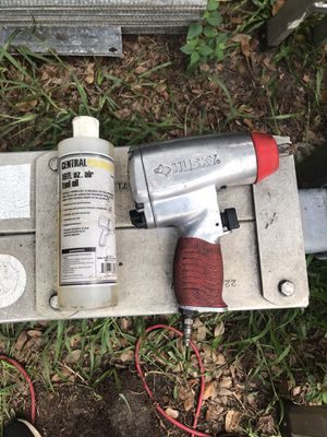 Air impact wrench 1/2 for Sale in Miami Gardens, FL