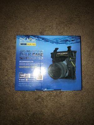 DicaPac S5 Waterproof DSLR Case for Sale in Mechanicsville, VA