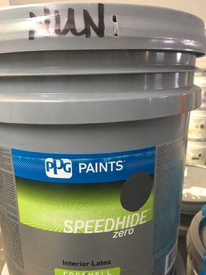 Dark Gray Interior Paint for Sale in Houston, TX