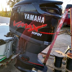 2005 250hp Vmax Yamaha Outboard Motor for Sale in Houston, TX