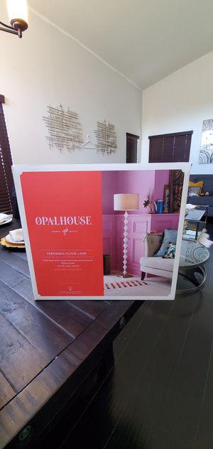 Opal House Fenwren Floor Lamp for Sale in Corona, CA