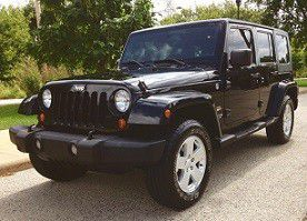2007 JEEP WRANGLER SAHARA UNLIMITED for Sale in Washington, DC