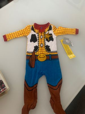Woody Toy Story Baby Outfit - 6-9 Months for Sale in Long Beach, CA