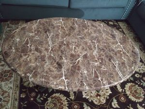 Marble cofffee and end tables for Sale in Uniontown, PA