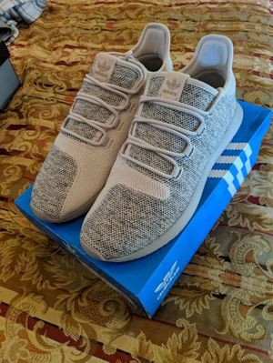 BRAND NEW ADIDAS TUBULAR SHADOW EDITION ➡️ SIZE-10.5 w/RECEIPT FOR AUTHENTICATION for Sale in Sacramento, CA