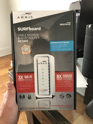 Arris Surfboard AC1600 Router- Brand New for Sale in Oklahoma City, OK