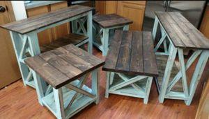 Rustic furniture for Sale in Shelton, WA