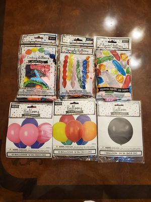 Birthday Party Supplies for Sale in Cooper City, FL