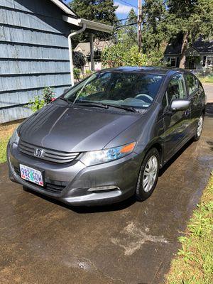2010 Honda Insight hybrid for Sale in Portland, OR