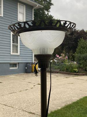 Floor lamp $15 for Sale in Elgin, IL