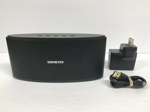 Onkyo X3 OKAX3B/37 Wireless Portable Bluetooth Speaker - Black for Sale in Perris, CA