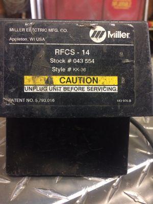 Miller tig welder for Sale in Santa Fe Springs, CA