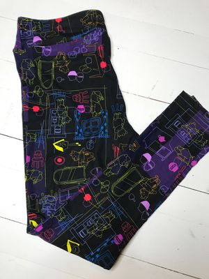 LuLaRoe Disney Winnie The Pooh leggings for Sale in Valley Center, CA